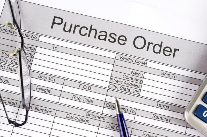 Purchase Order Financing for Order Fulfillment