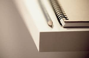 note book and pencil